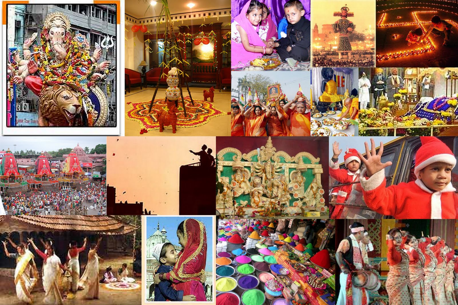 Festivals of India. 1600 x 1067.Information On Indian Festivals In Hindi Language